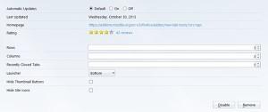 new tab tools firefox 3